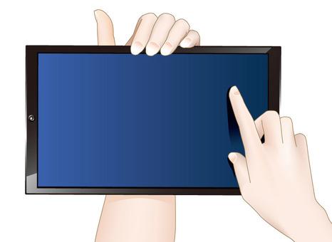 Tablet operation