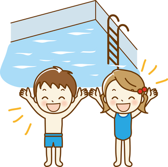 """""""Sea Day"""" 01 Pool"""