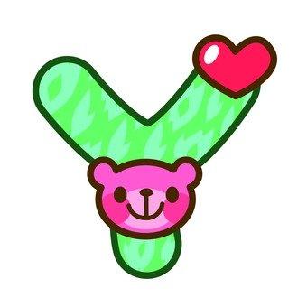 Y_ bear