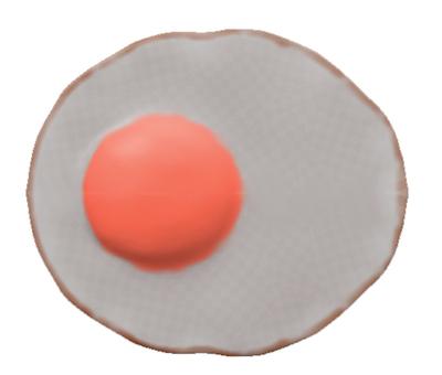 계란 후라이 (보합) 3