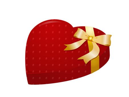 Heart's present box 2