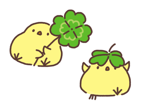 Chick and Clover