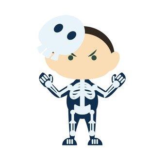Skeleton Masquerade (2)