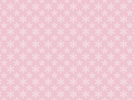 Flower pattern wallpaper 1 Spring