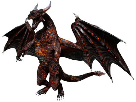 ファイアー・ドラゴン(火竜)