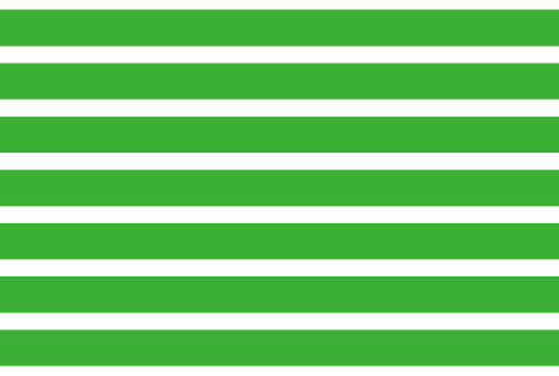 Stripe wallpaper green and simple