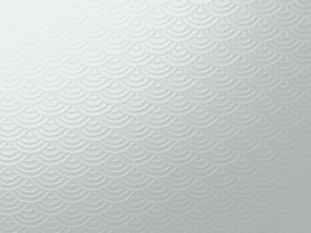 Texture background wave pattern Silver