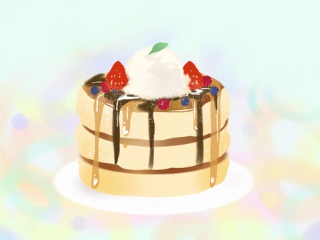 맛있는 팬케이크