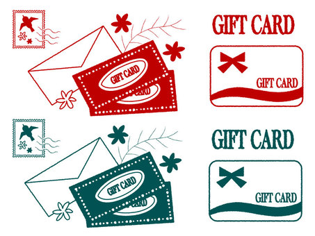 Things - Gift Cards - Set
