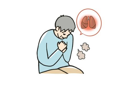 人間 病気 症状 胸痛 息切れ 男性