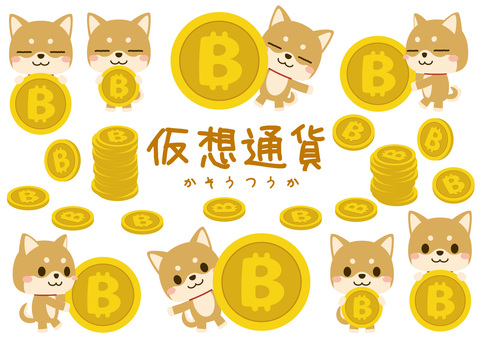 Animals. Dog Virtual Currency 1