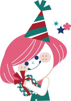 聖誕禮物♪