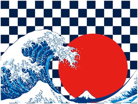 Ukiyoe style