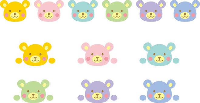 Bear (face)