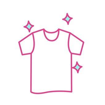 Clear T-shirt