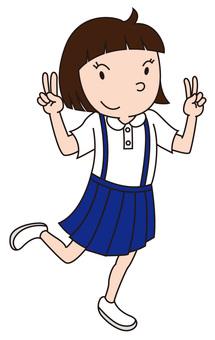 Elementary school girls 2
