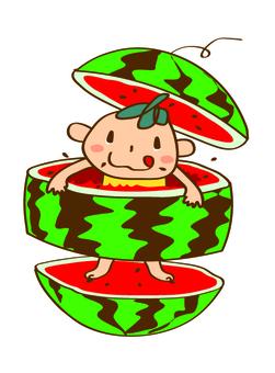 Watermelon chapel