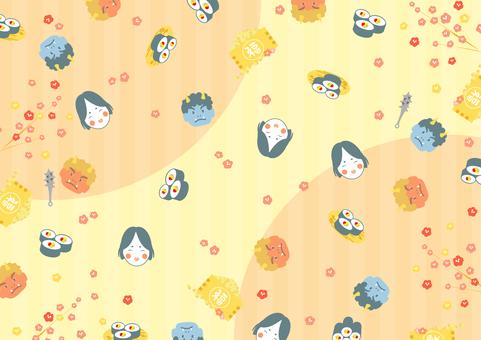 Setsubun pattern 2