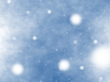 Snow falling background (snowstorm)