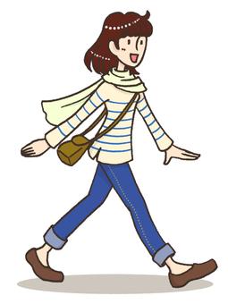 Women (walk)