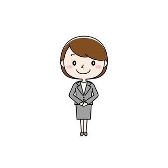 Suit women 04