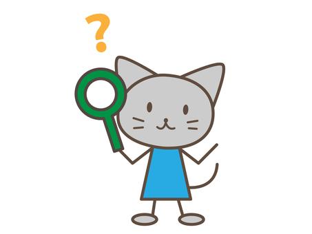 Cat ☆ doubt
