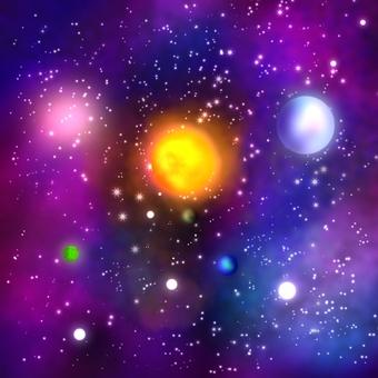太空和行星