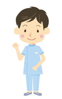 Caregiver nurse