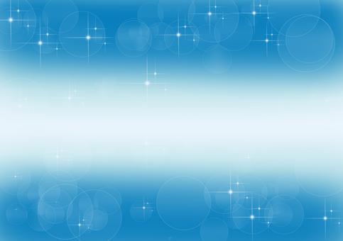 Background image blue glitter