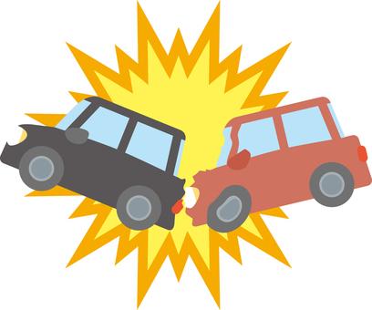 Conflict accident
