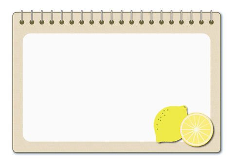 lemon _ lemon 18 _ frame