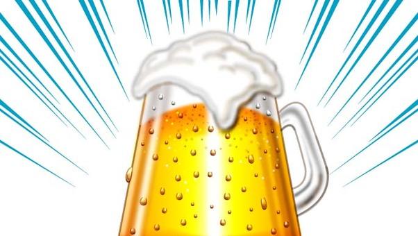 Beer toast J