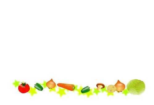 Vegetable line