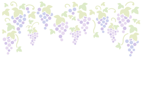 Grape background material 4