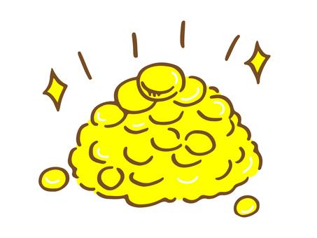 동전 더미 3