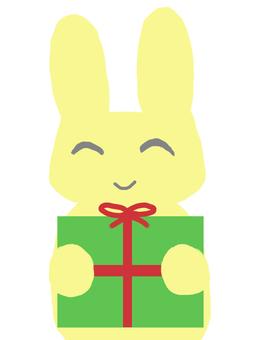 兔子的禮物