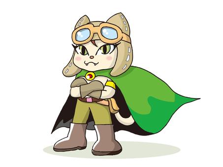 Cat fighter