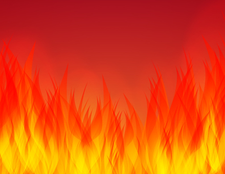 Flame background 2