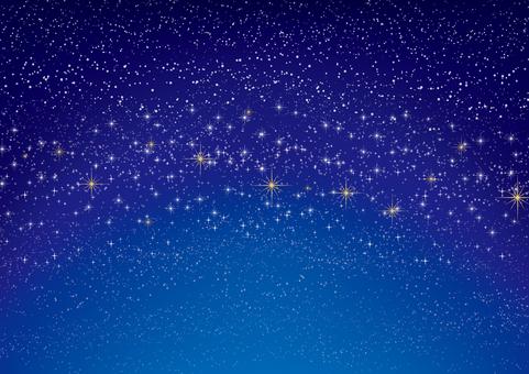Night sky _02_ol