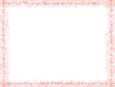 Dot frame 2 (pink)