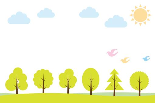 自然的插圖02
