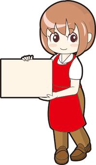 Shop clerk 02