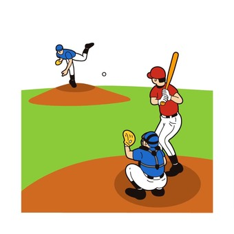 Baseball 2 (color)