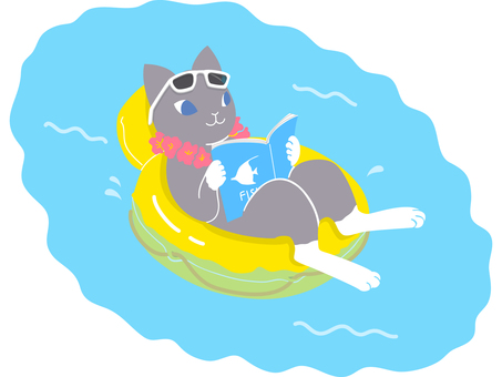 Cat-floating wheel