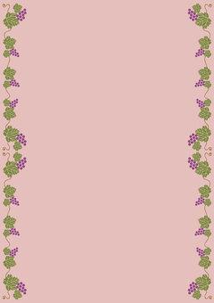 Grape frame - Vertical