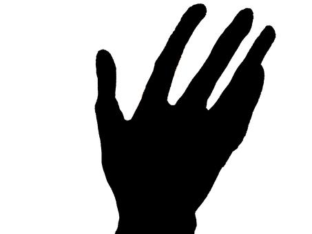 Hands 14 black