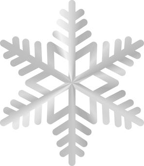 Snow _ Metallic _ Silver