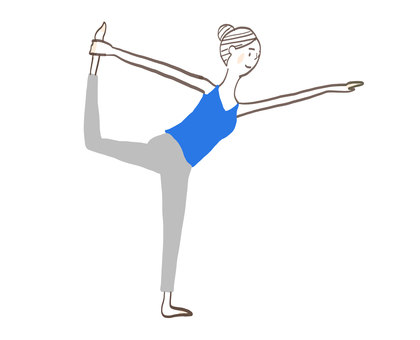 Yoga woman 08