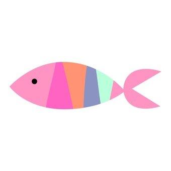 Colorful fish 6