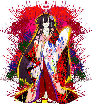 Maki Kashima,Big Furisode 3